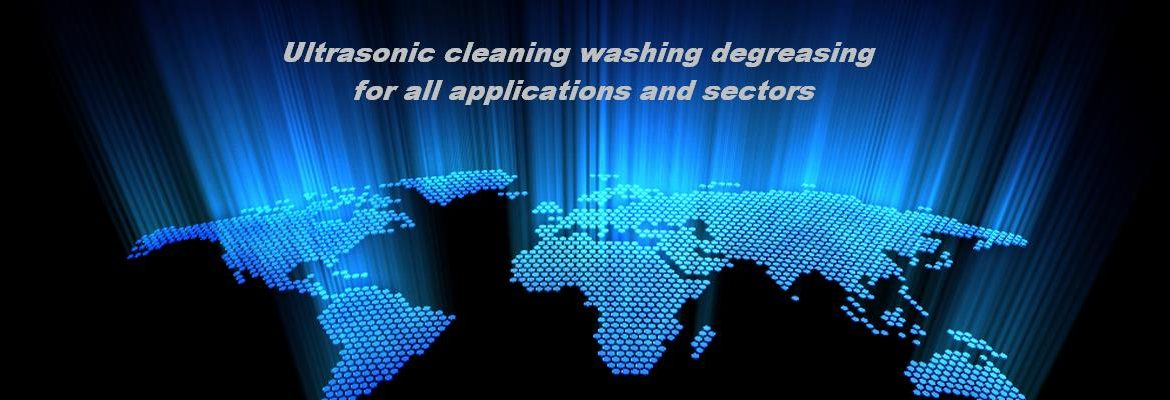 Ultrasonics Cleaning - Lavaggio a Ultrasuoni