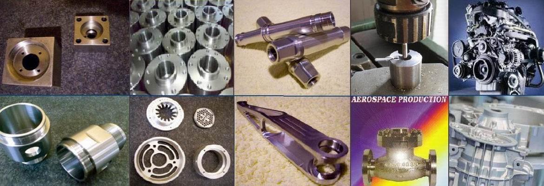 Pulizia pezzi meccanici di precisione