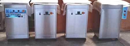 Tecnologie impianti di lavaggio a ultrasuoni